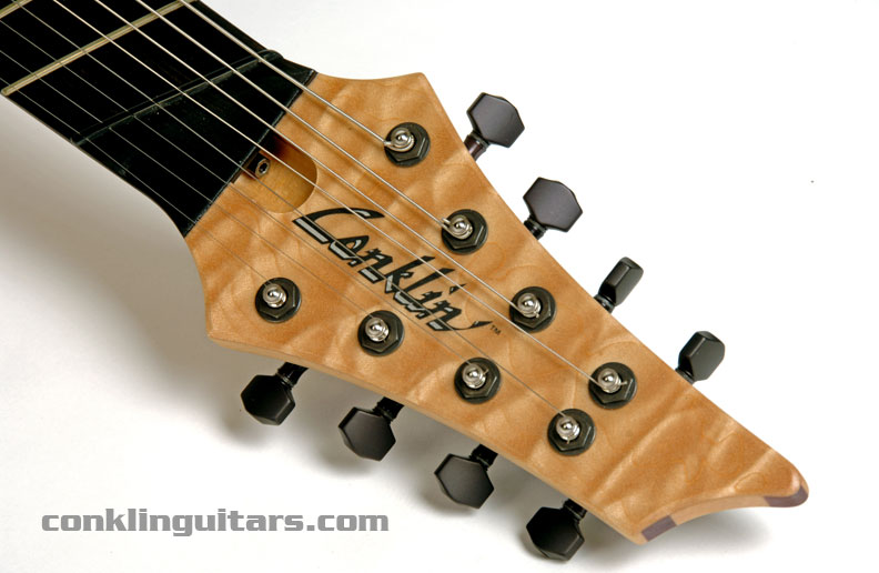 Conklin Custom Shop 8 String Guitar