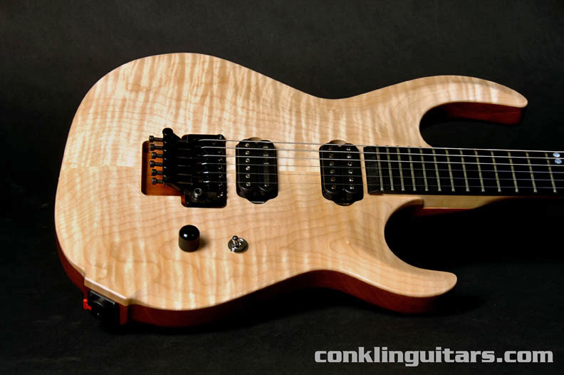 Conklin Custom Shop 6 String Guitar